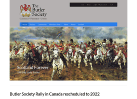 butlersociety.org