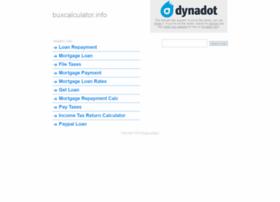 buxcalculator.info