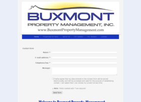 buxmontpropertymanagement.com