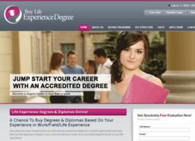 buy-life-experience-degree.com