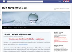 buy-neverwet.com