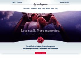 buy-our-honeymoon.com