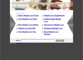 buy-weight-loss-supplements-online.net