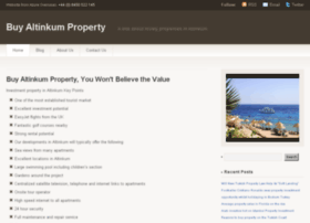 buyaltinkumproperty.com