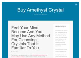 buyamethystclusterwqi.webdeamor.com