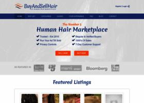 buyandsellhair.com