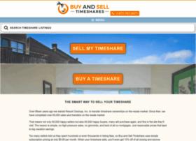 buyandselltimeshares.com