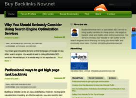 buybacklinksnow.net