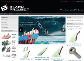buyblackprojectfins.pinnaclecart.com
