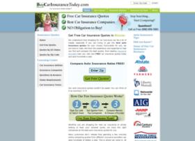 Buycarinsurancetoday.com