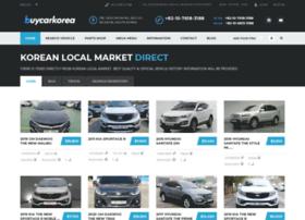 buycarkorea.com