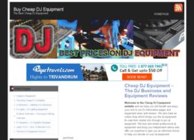 buycheapdjequipment.com