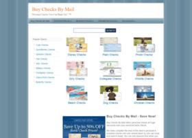 buychecksbymail.com