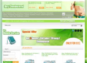 buyclenbuterolstore.com