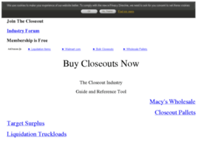 buycloseoutsnow.com