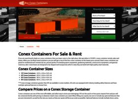 buyconexcontainers.com