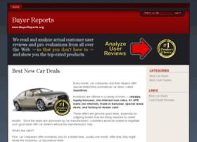 buyerreports.org