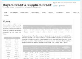buyers-credit.co.in