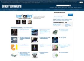 buyersguide.laserfocusworld.com