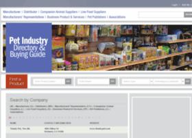 buyersguide.petproductnews.com