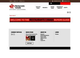 buyersguide.restaurantscanada.org