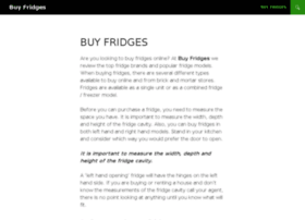 buyfridges.com.au