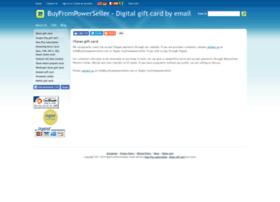 buyfrompowerseller.com