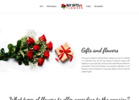 buygiftsnflowers.com