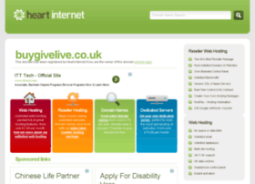 buygivelive.co.uk
