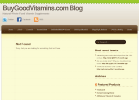 buygoodvitamins.wordpress.com