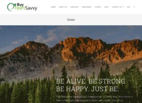 buygreensavvy.com