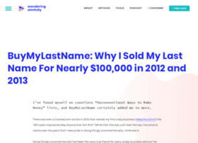 buymylastname.com