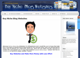 buynicheblogwebsites.com
