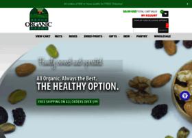 buyorganicnuts.com