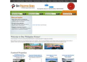 buyphilippinehomes.com