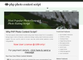 buyphotocontestscript.com