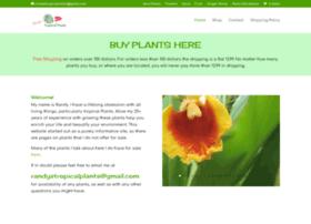 buyraretropicalplants.com