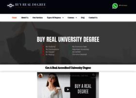 buyrealdegree.com