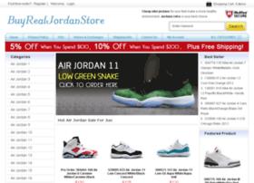 buyrealjordanstore.com
