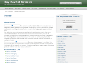 buyrevitolreviews.com