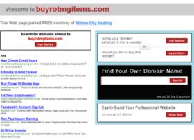 buyrotmgitems.com
