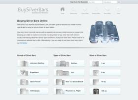 buysilverbars.com