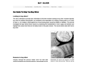 buysilverz.com