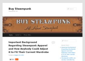 buysteampunk.org