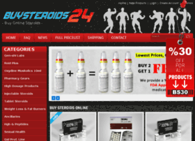 buysteroids24.com