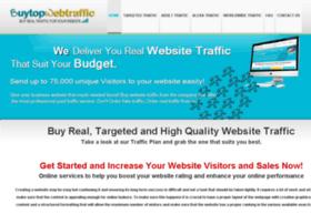 buytopwebtraffic.com