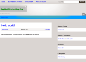 buywebsitehosting.org