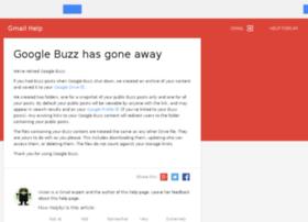 buzz.google.com