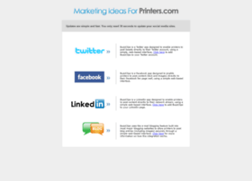 buzz.socialmarketingforprinters.com