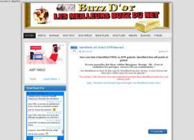 buzzdor.com info. Buzz D'or : Les Meilleurs Buzz du Net